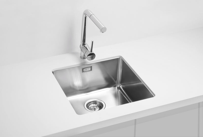 Alveus Kombino 30, undermount or topmount sink