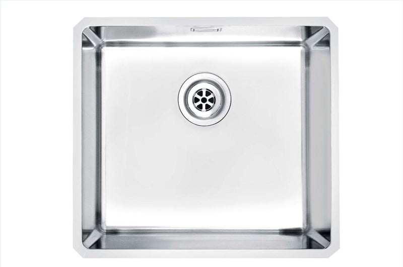 Alveus Kombino 40, undermount or topmount sink