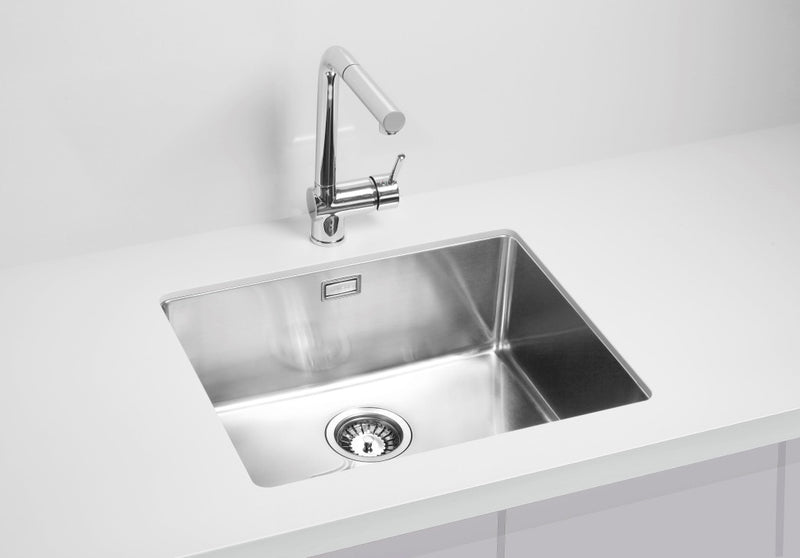 Alveus Kombino 50, undermount or topmount sink