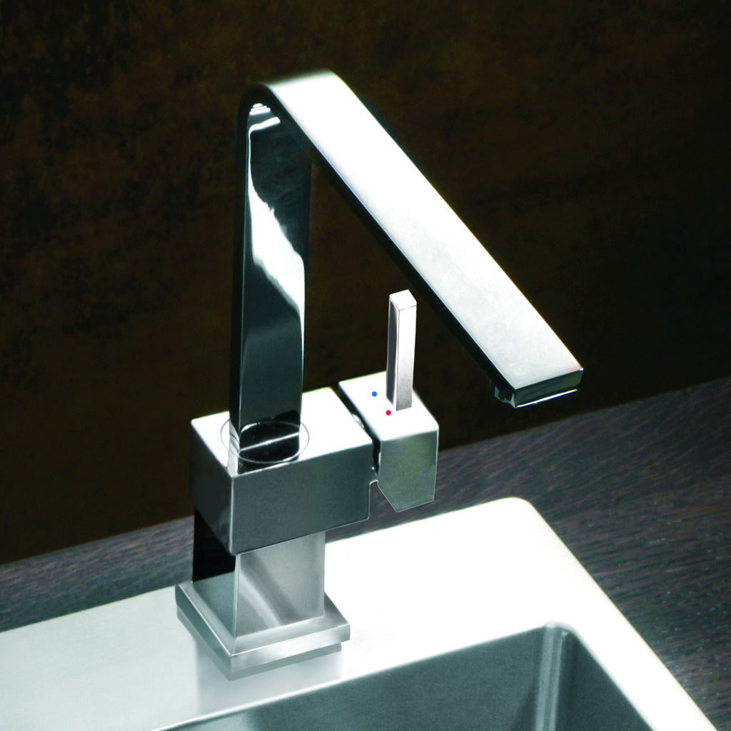 Alveus Laguna Chrome, kitchen mixer tap
