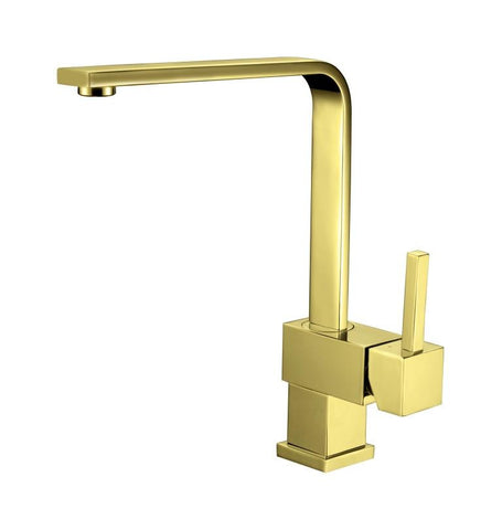 Alveus Monarch Laguna Gold, kitchen mixer tap