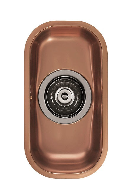 Alveus Monarch Variant 110 Copper MIX & MATCH, undermount sink