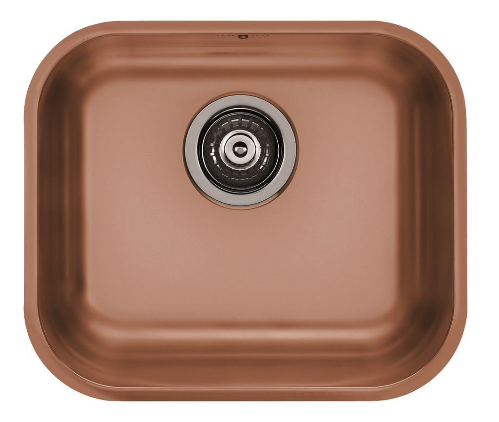 Alveus Monarch Variant 40 Copper MIX & MATCH, undermount sink