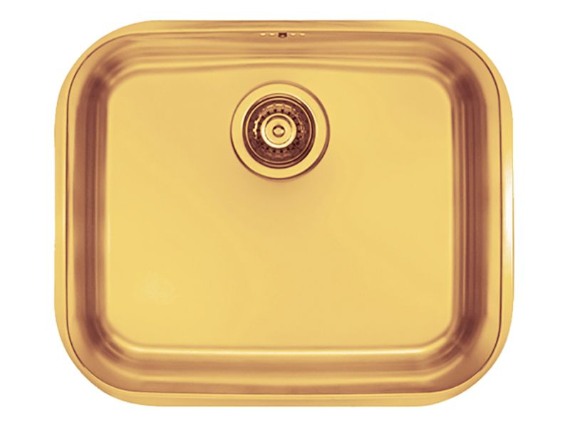 Alveus Monarch Variant 10 Bronze, undermount sink