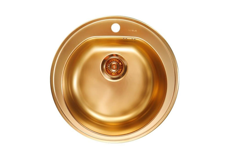 Alveus Monarch Form 30 Bronze, inset sink