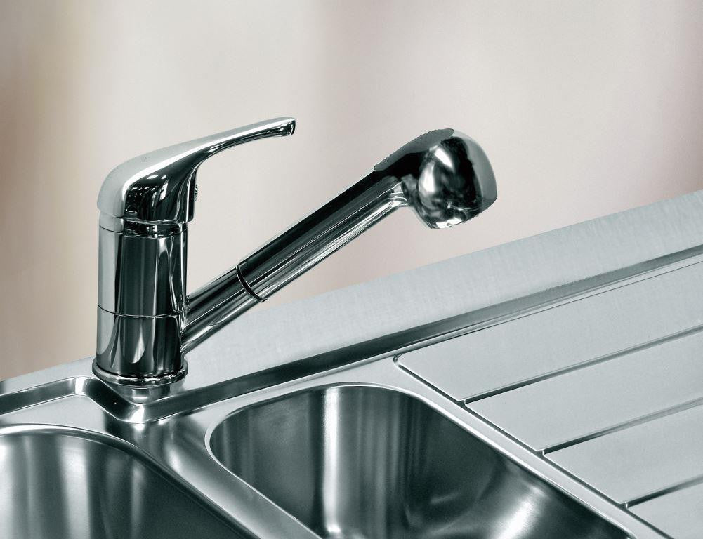 Alveus Mura-PS Chrome, kitchen mixer tap