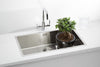 Alveus Quadrix 60, flush or flat-mount sink
