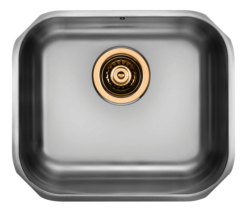 Alveus Monarch Variant 40 Anthracite MIX & MATCH sink
