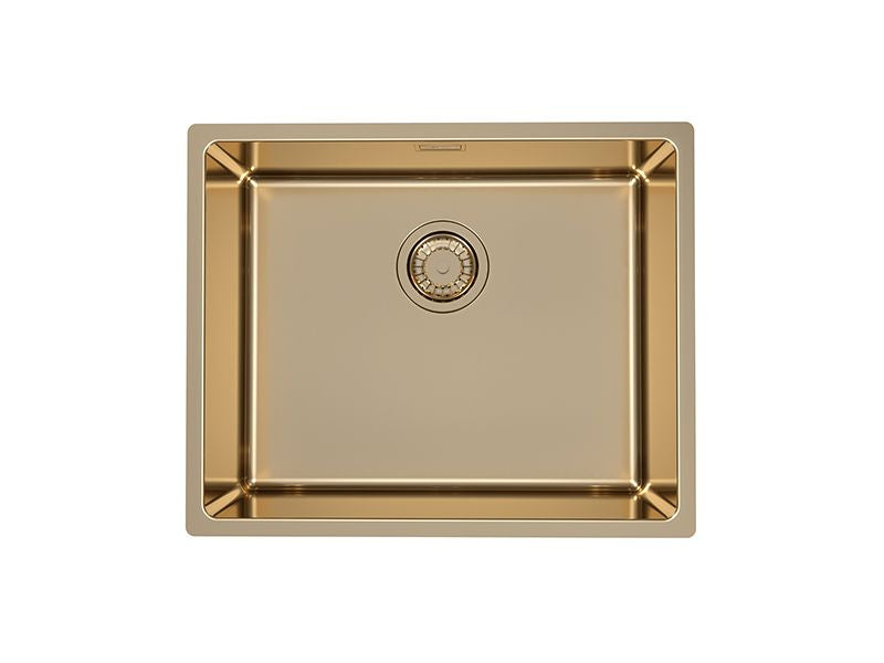 Alveus Monarch Kombino 50 Bronze, topmount/undermount sink
