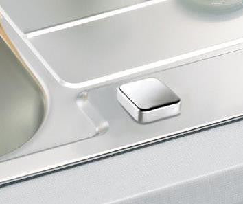 Alveus Line Maxim 10, flush or flat-mount sink