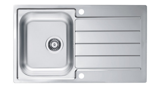 Alveus Line Maxim 20, flush or flat-mount sink