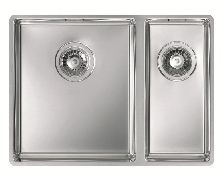 Alveus Quadrix 120, undermount sink