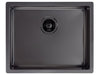 Alveus Monarch Quadrix 50 Anthracite, flush/slim/undermount sink