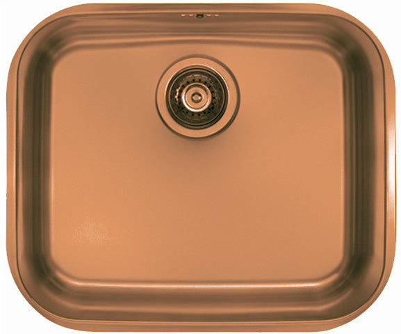 Alveus Monarch Variant 10 Copper, undermount sink