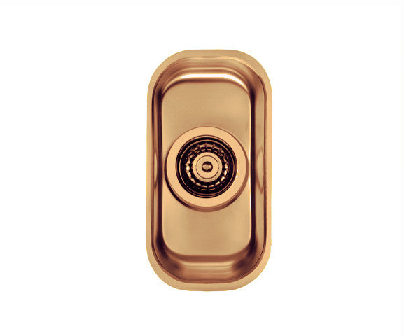 Alveus Monarch Variant 110 Copper, undermount sink