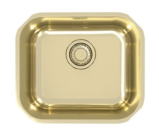 Alveus Monarch Variant 40 Gold, undermount sink