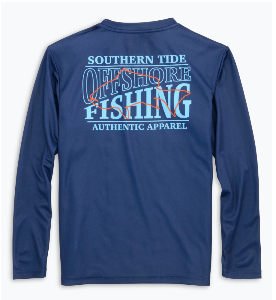 Offshore Performance Fishing Tee