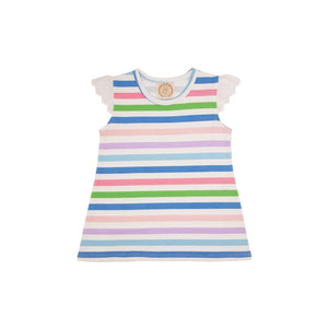 Sleeveless Polly Shirt
