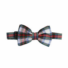 Load image into Gallery viewer, Tillingham Tartan Bow Tie