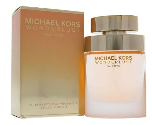 Michael Kors Wonderlust Eau de Parfum Spray, 3.4 oz