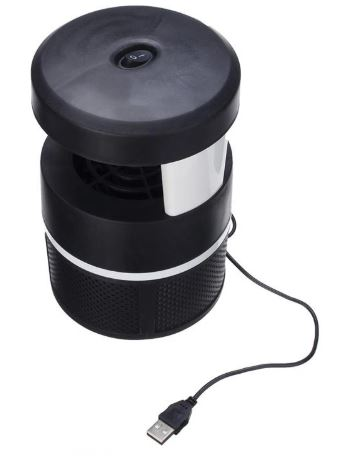 5V USB UV 45-80㎡ Non-Radiative Portable Mosquito Killer Lamp Insect Fly Bug Zapper Trap Mosquito Dispeller