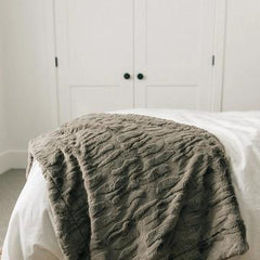 Cashmere Lush Throw Blanket