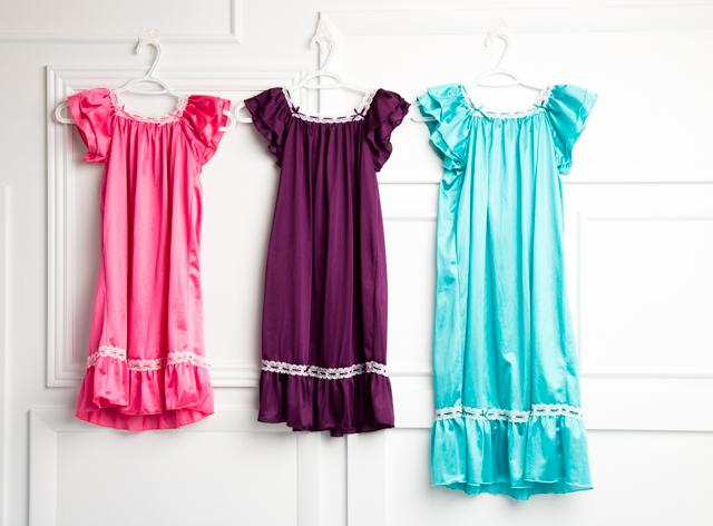 The Original | Classic Vintage Nightgown by Betsy and Lace