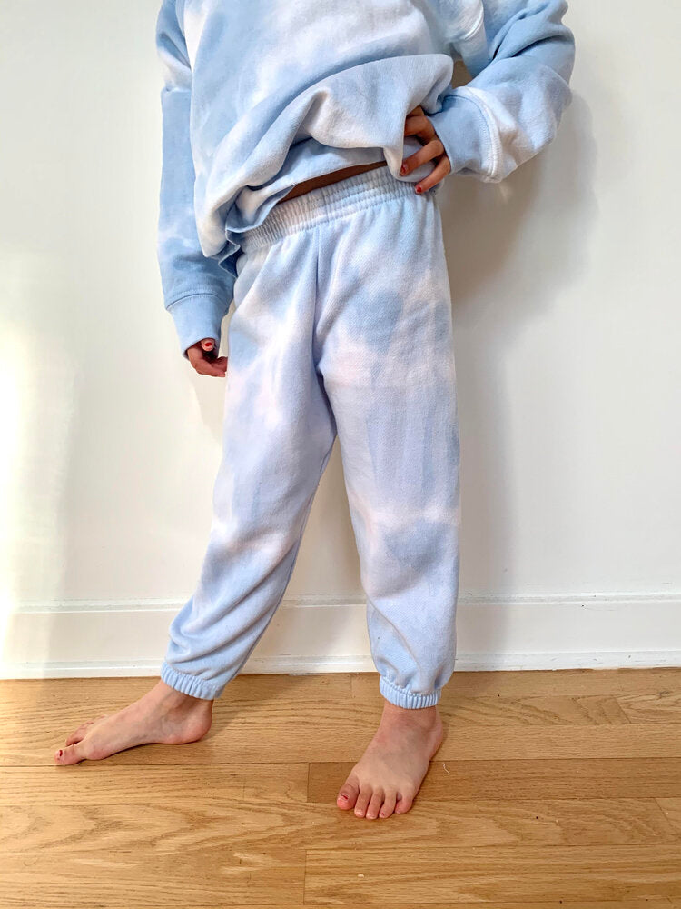 Byron Youth Sweatpant Blue