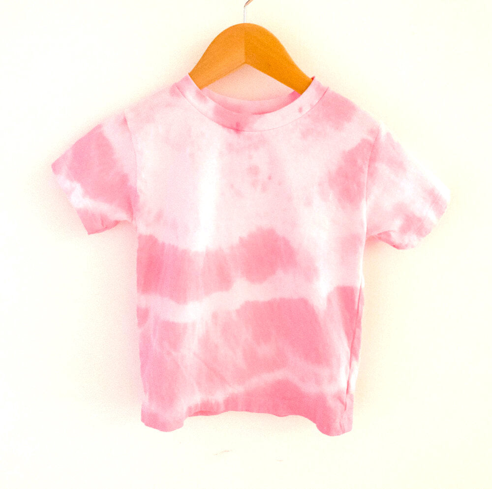 Capri Tee Youth Pink