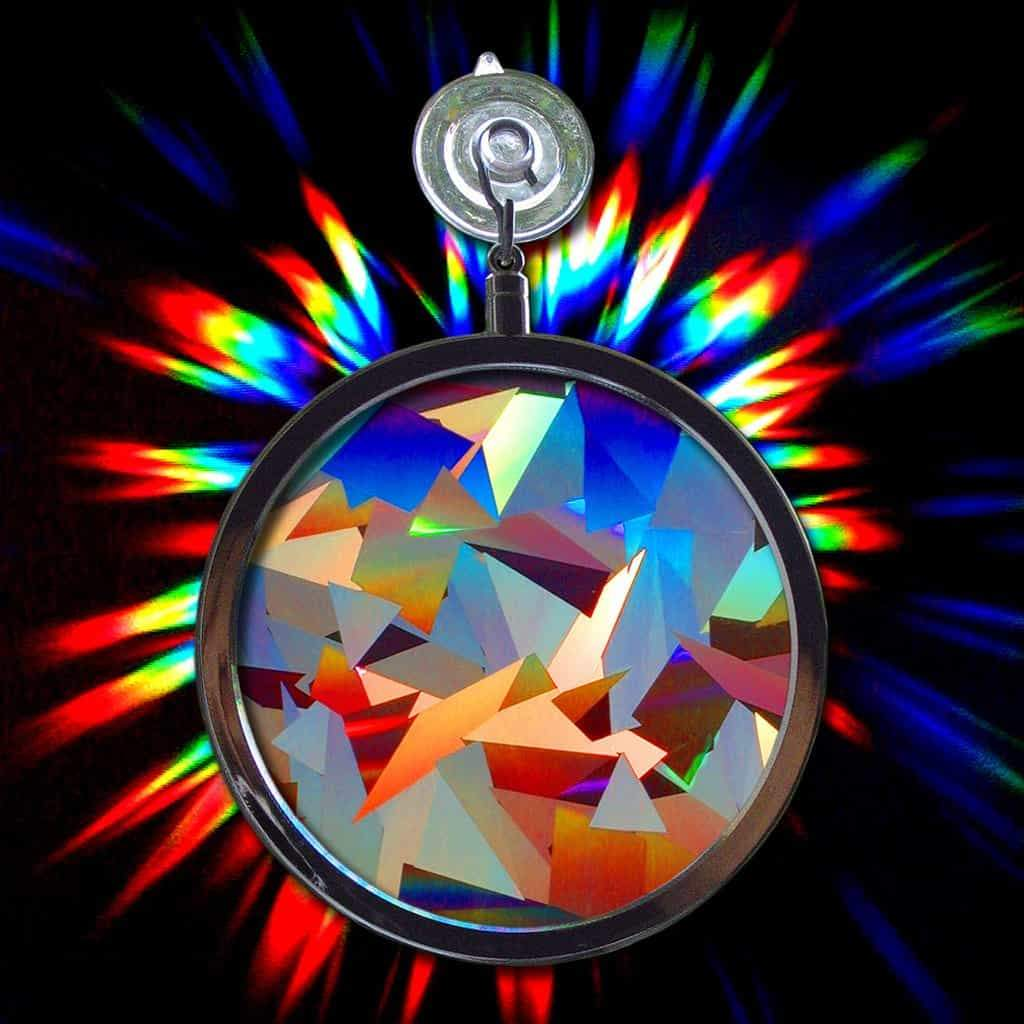 Crystal Rainbow Window Suncatcher