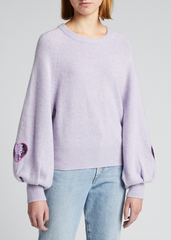 Purple Ashland Pullover