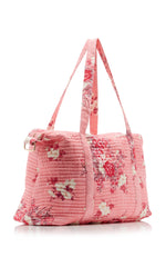Everman Duffle Bag-Rasberry