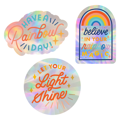 Inspirational Suncatchers