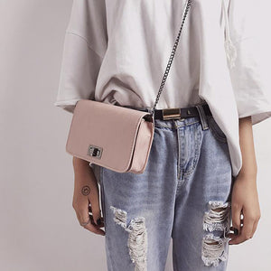 Shoulder Bag luxury handbags women bags b 2019 designer Version Luxury Wild Girls Small Square Messenger Bag