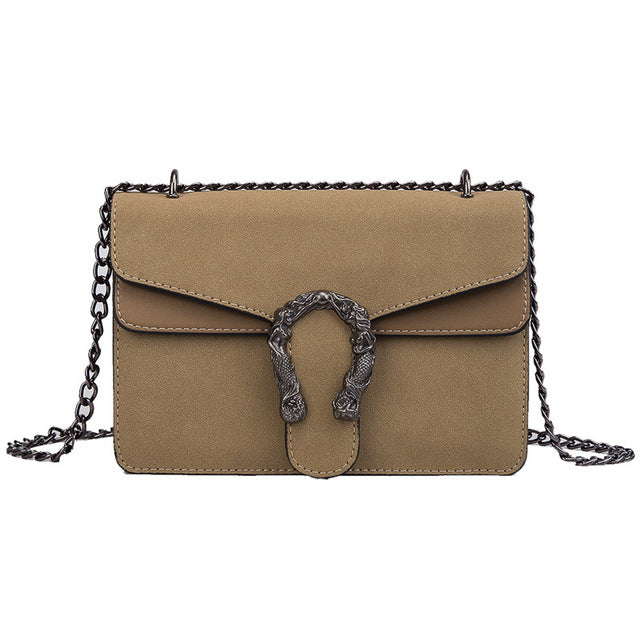 PU Leather Cross-Body