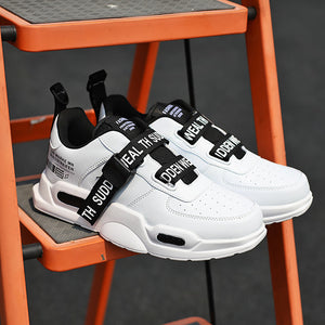 Platform Sneakers Men Wear-resistant Vulcanized Shoes Boys Brand Running Shoes Man Sneaker male tennis Super star
