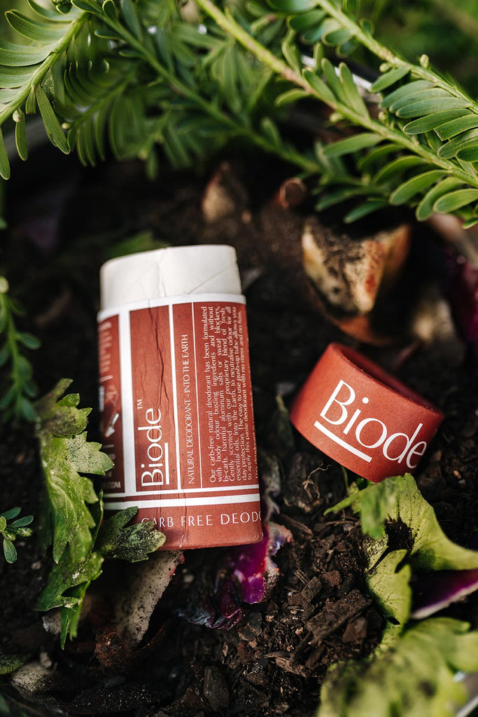 Biode Home Compostable Body Care_Bi-Carb Free Deodorant