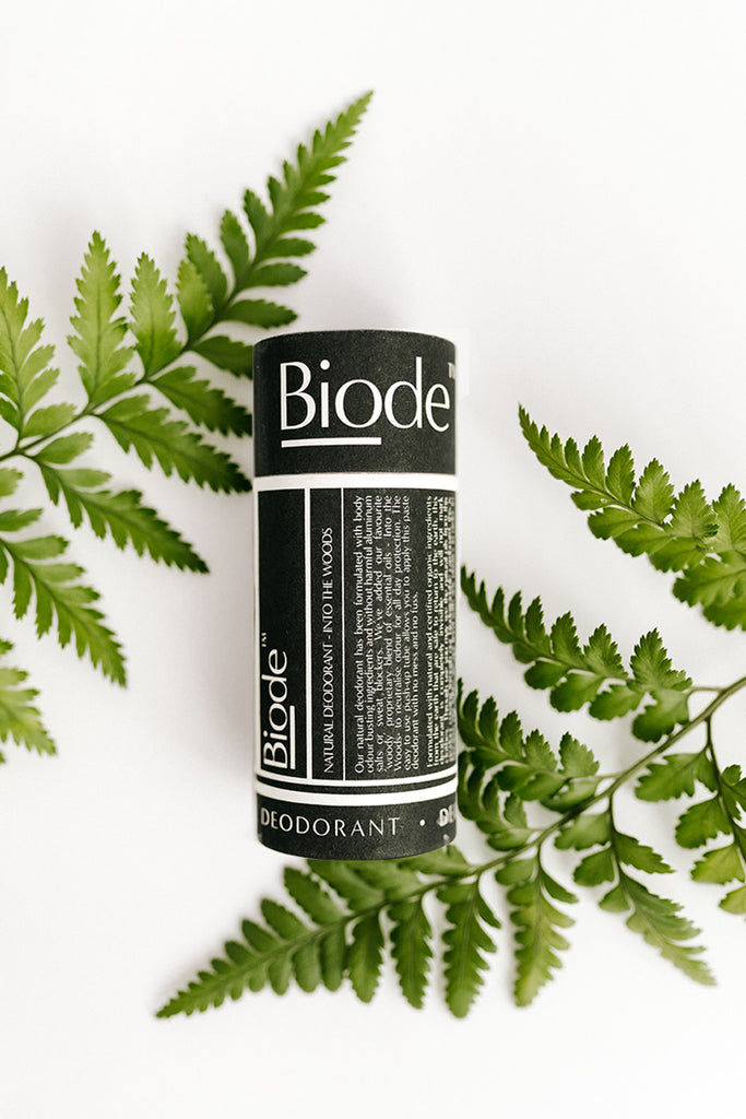 Biode Home Compostable Body Care_Natural Deodorant