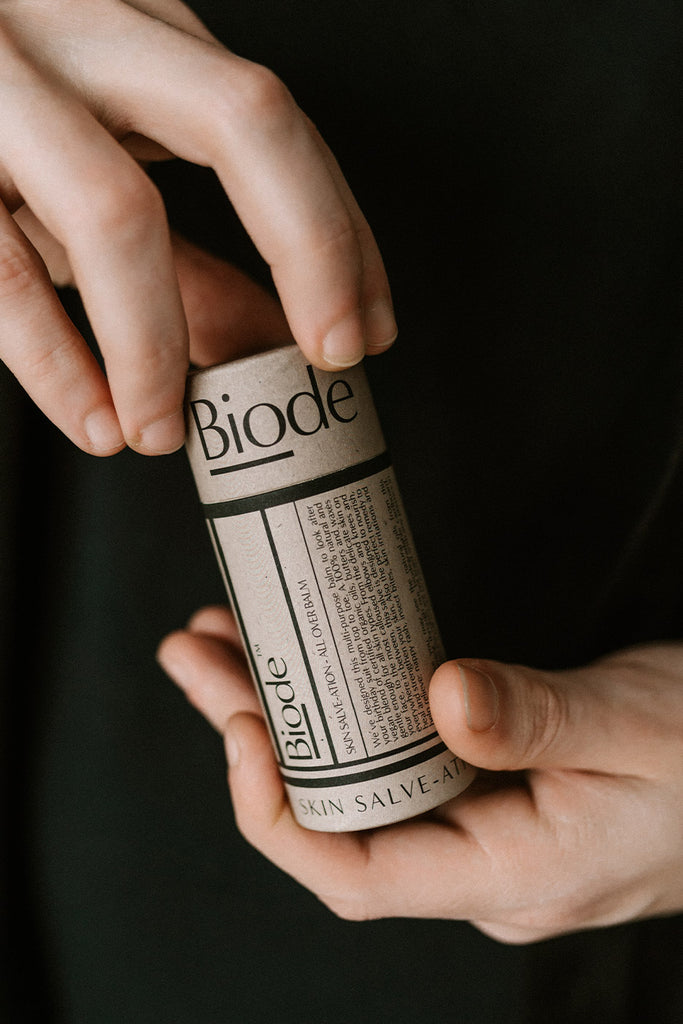 Biode Home Compostable Body Care_Skin Salve-Ation