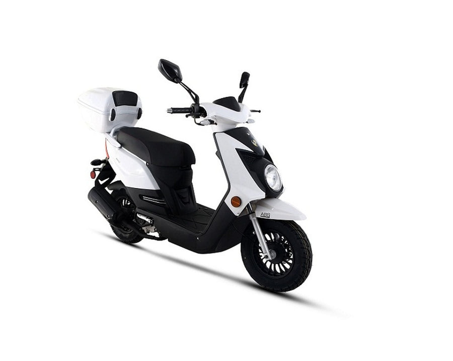 Amigo Q-50-FA 4 Stroke Gas Moped Scooter Remote Start Fully Automatic