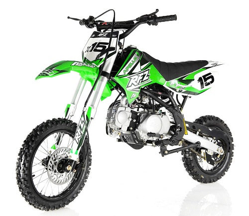 Apollo DB-15-125cc Dirt Bike Pit Bike Adults Dirt Bikes Pit Bikes Youth Dirt Pitbike