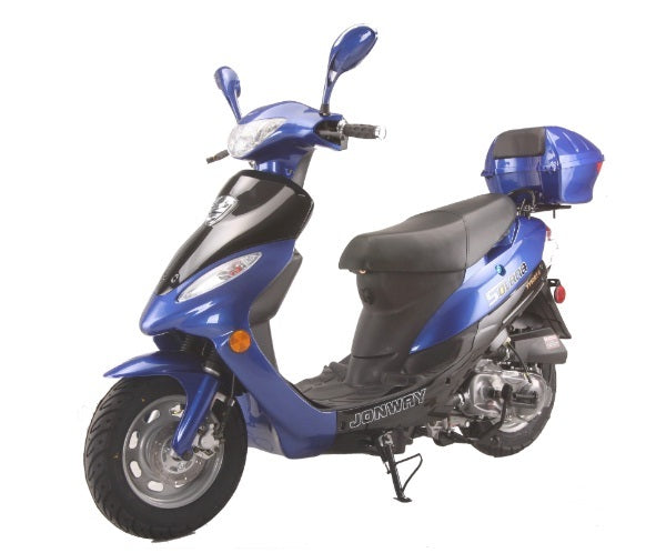Vitacci Cougar Cycle SOLANA 49cc QT-5 Scooter, 4 Stroke, Air-Forced Cool, Single Cylinder