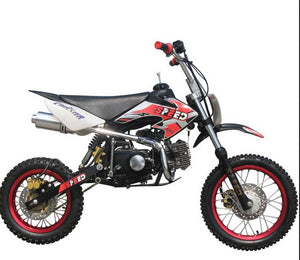 Coolster QG-214 Mid Size Dirt Bike (FREE SHIPPING TO YOUR DOOR)