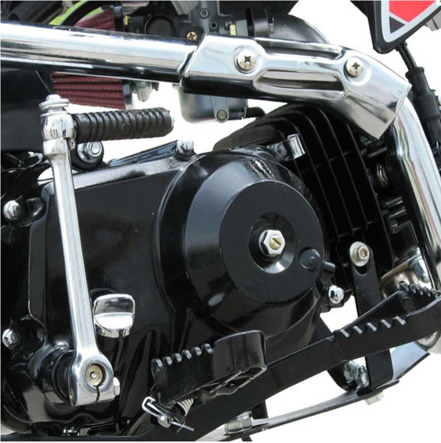 Semi-Automatic 125cc Coolster 214S Dirt Bike (FREE SHIPPING TO YOUR DOOR)