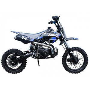 Taotao Db14 Semi-Automatic Off-Road Dirt Bike Single Cylinder, Air Cooled, 4-Stroke