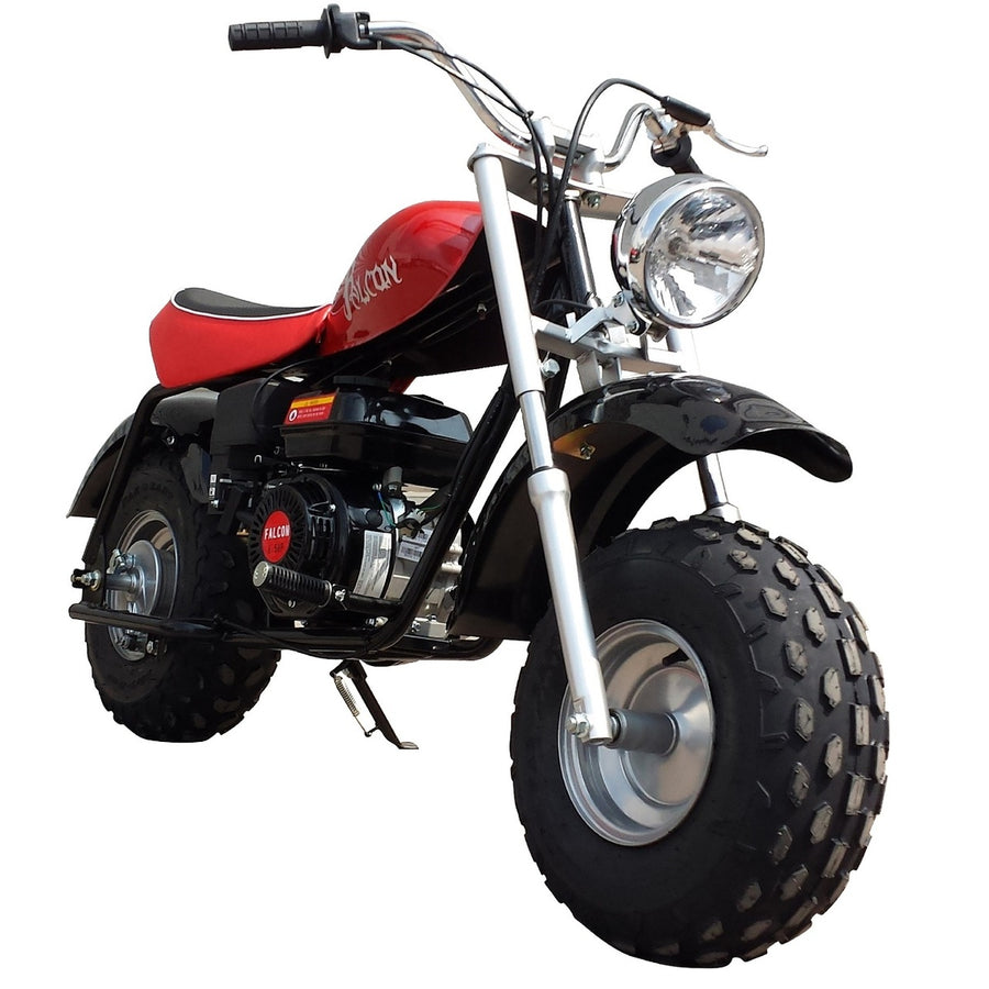 Ricky Power Sports Falcon 200CC Motorcycle, Single Cylinder, 4-Stroke, 200cc Engine