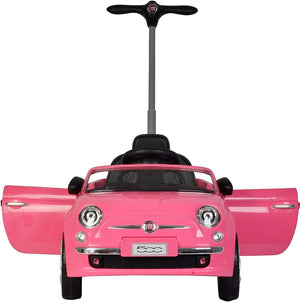 Best Ride On Cars Licensed Fiat 500 Push Car