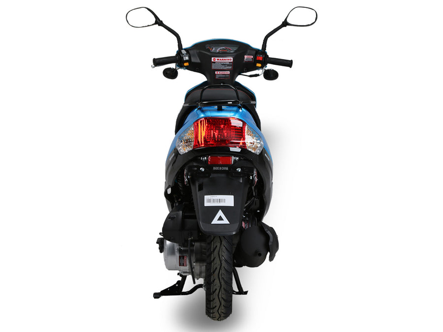 Rocket (PMZ50-4) 49cc. air cooled automatic Scooter