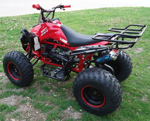 RPS New CRT 150-4 (Blizzard) ATV, 4-Stroke, Air Cool, Single Cylinder, Electric Start