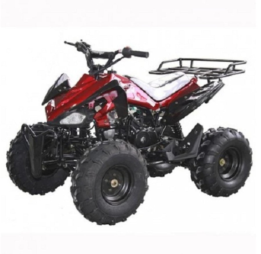 RPS JET 8 Cheetah 125cc ATV Air Cooled, Single Cylinder 4 stroke